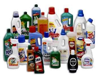 Le sostanze pi tossiche se le conosci le eviti il - Prodotti ecologici per la pulizia della casa ...
