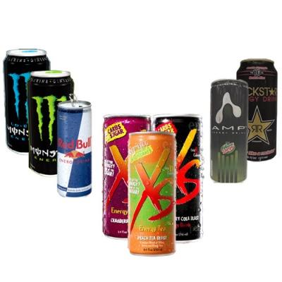 Energy Drinks Peru