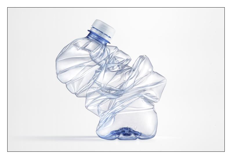bottiglie di plastica  IlFattaccio